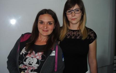 Festival studentskih radova nagradjene Milena Tomic i Aleksandra Pavlovic